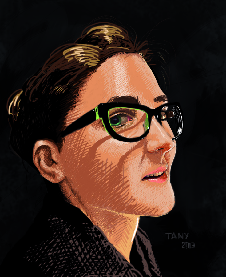 Portrait d'AEM, by Tany Digital media