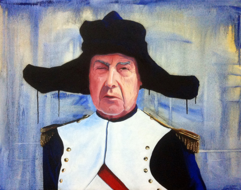 Colonel Papa, par Tany